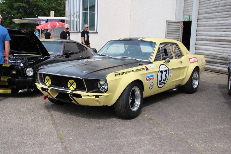 50 years mustang meeting in cologne germany 1 1 car reference pictures model cars magazine forum. Black Bedroom Furniture Sets. Home Design Ideas